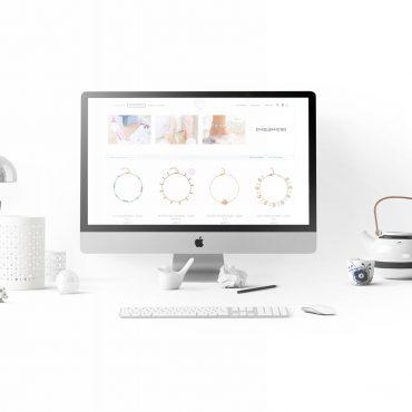 Webdesign Mi Vida Jewelry
