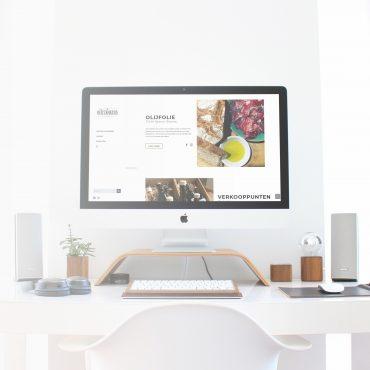 Webdesign de olietankers